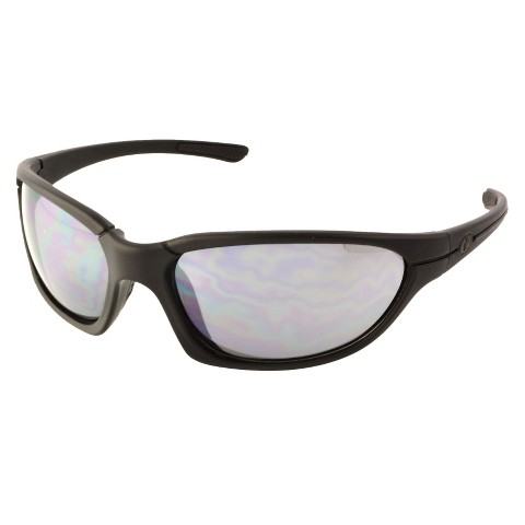 IRONMAN® Wrap Around Sunglasses - Black