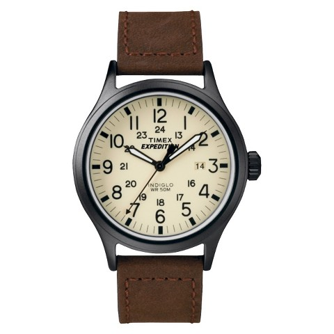 Men's Timex Expedition Scout Watch - Brown