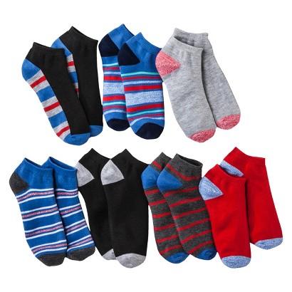 Cherokee® Boys' 7-Pack Printed Low Cut Socks - Assorted