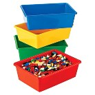 Tot Tutors Storage Bin - Multicolor Large