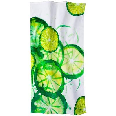 Limes Beach Towel