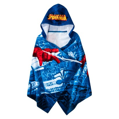 SPIDERMAN™ Hooded Towel - Green