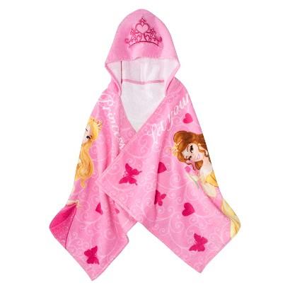 Disney® Princess Hooded Towel - Pink