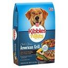Kibbles 'n Bits American Grill Dog Food Beef Dog Food 3.5 lbs