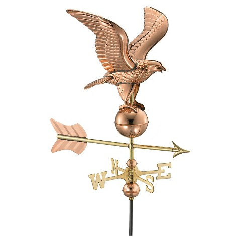 Good Directions Eagle Garden Weathervane