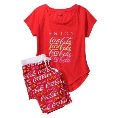 Coca-Cola Pajama Set - Assorted Colors