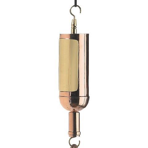 Good Directions Wine Bottle Leader - Polished Copper