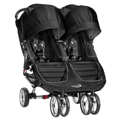 Baby Jogger City Mini™ Double Stroller - Black