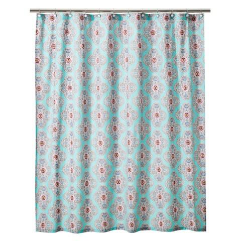 boho boutique pompano reverse shower curtain target