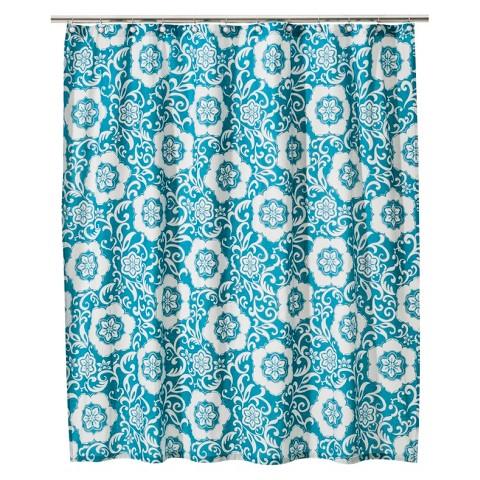 boho boutique taj reverse shower curtain target