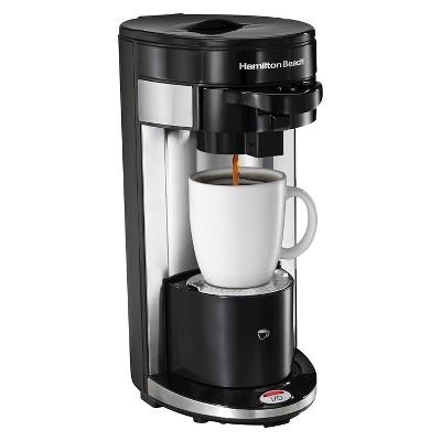 Hamilton Beach FlexBrew Single-Serve Coffee Maker - Black 49995R