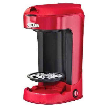 Bella Single Serve One Scoop, One Cup Coffee Maker