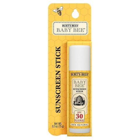 Burt's Bees Baby Bee Sunscreen Stick - 0.7oz