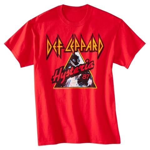 Men's Def Leppard T-Shirt