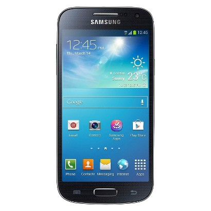 Samsung Galaxy S4 Mini I9190 Unlocked Cell Phone, brightspot Compatible - Black