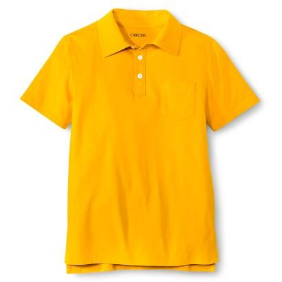 Boys' Solid Polo Shirt