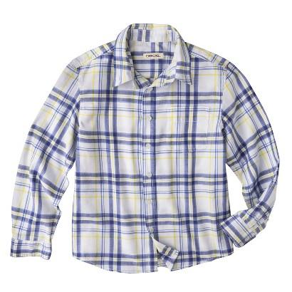 Cherokee® Boys' Button-Down Shirt -  Assorted