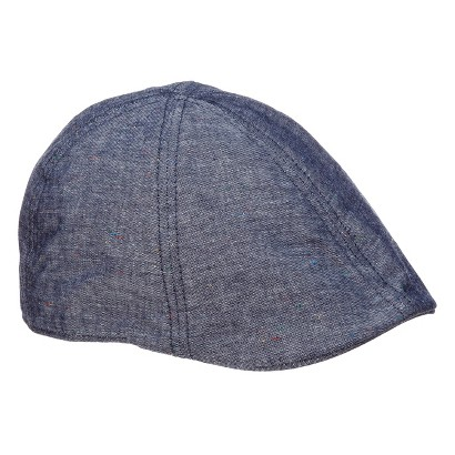 Men's Dark Blue Driving Caps