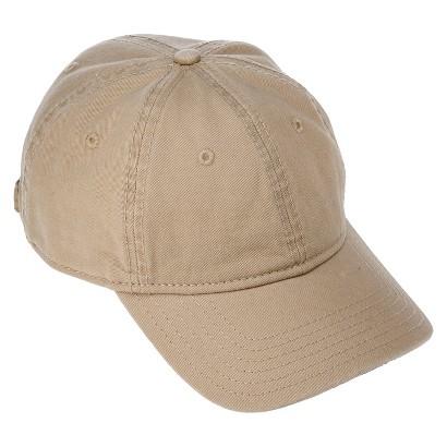 Men's Khaki Baseball Hat