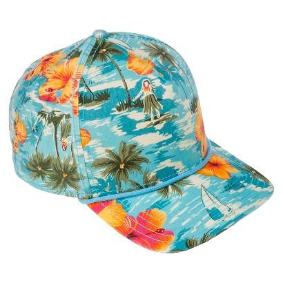 Men's Blue Baseball Hat