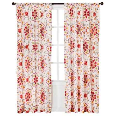 "Mudhut™ Tamerin Curtain Panel - 55x84"""
