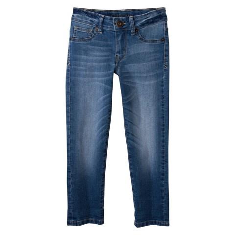 Girls' Skinny Crop Jean