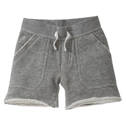 Burts Bees Baby™ Toddler Boys' Board Short - Heather Grey