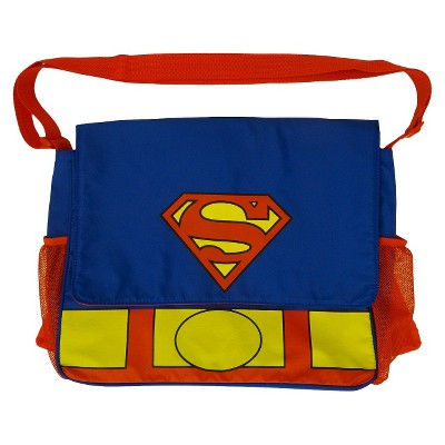 Superman Diaper Bag - Blue