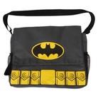 Warner Brothers Batman Diaper Bag - Gray