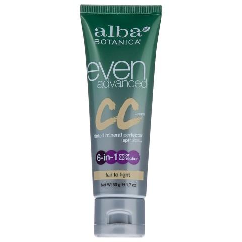 Alba Even Advanced CC Creams