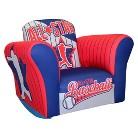 Komfy Kings Small Kids Rocker Chair- Baseball All Star