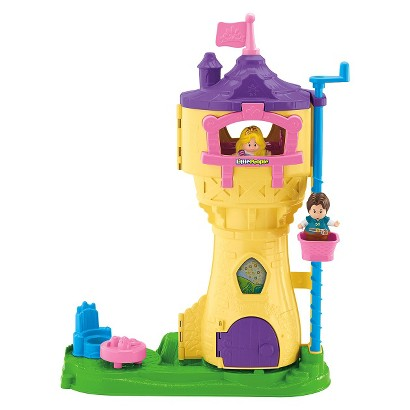 rapunzel tower toy target