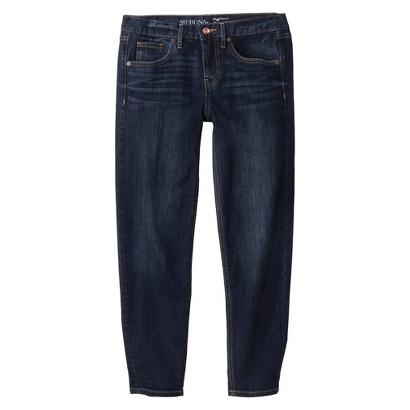 Merona® Women's Boyfriend Crop Pant - Assorted Colors