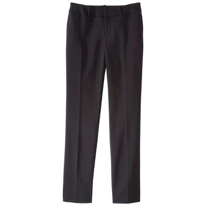 Merona® Women's Doubleweave Straight Leg Pant - (Classic Fit) - Assorted Colors