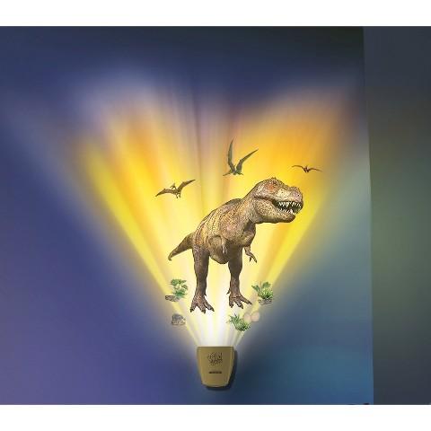 Wild Walls Dinosaur Expedition Animated Wall Art