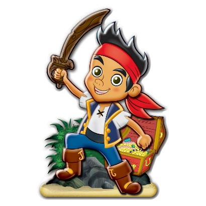 Wall Friends Disney Jake the Pirate Animated Wall Art