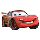 Wall Friends Cars Lightning McQueen Animated Wall Art