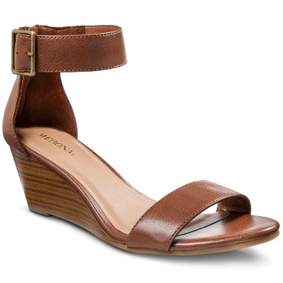 Women's Merona® Nala Wedge Sandal - Assorted Colors