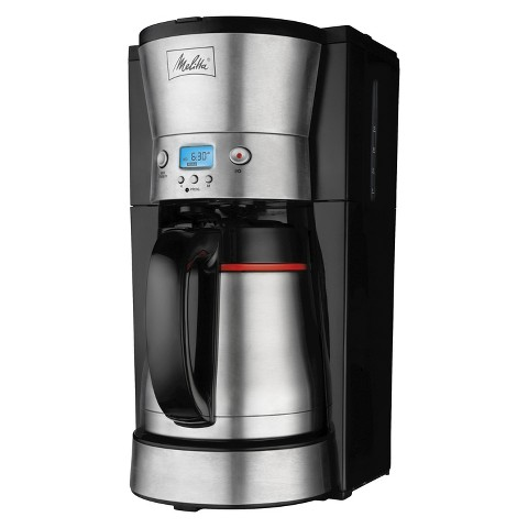 Drip Coffee Makers At Target : Melitta 10 Cup Thermal Auto Drip Coffee Maker- 4... : Target