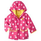 Just One You™ by Carter's® Infant Toddler Girls' Polka Dot Raincoat