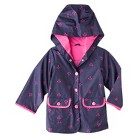 Just One You™ by Carter's® Infant Toddler Girls' Anchor Raincoat