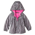 Just One You™ by Carter's® Infant Toddler Girls' Heart Windbreaker Jacket