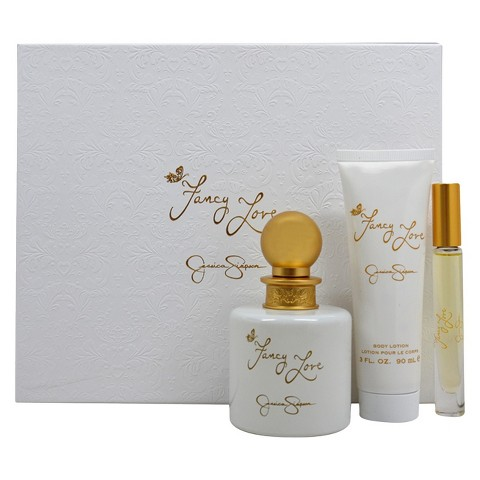 Women's Fancy Love by Jessica Simpson - 3 Piece Gift Set