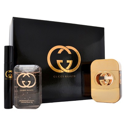 Women's Gucci Guilty by Gucci - 3 Piece Gift Set
