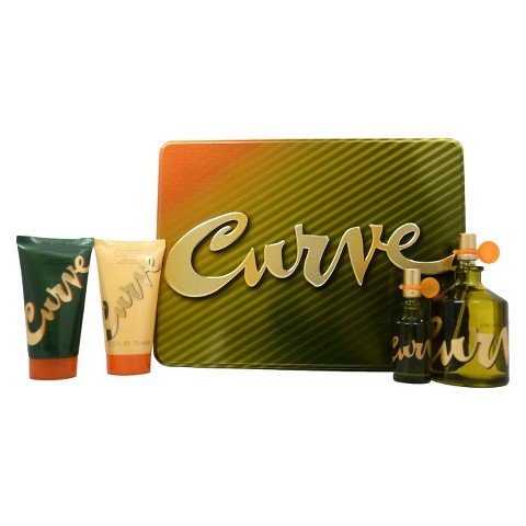 Men's Curve 4 Piece Gift Set