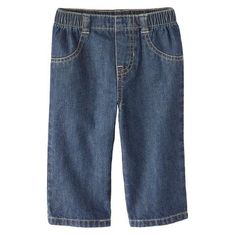 Newborn Boys Denim Jeans