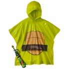 Teenage Mutant Ninja Turtle Boys' Umbrella and Poncho Set