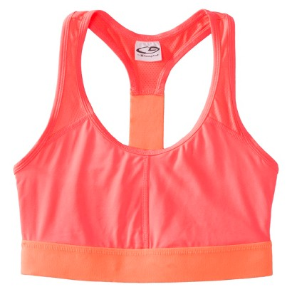C9 by Champion® Women's Compression Sports Bra With Mesh - Assorted Colors