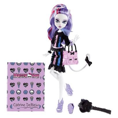 Monster High Scaremester Catrine De Mew Doll