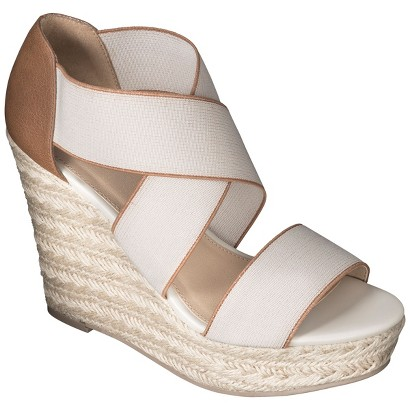 Women's Mossimo® Theresa Wedge Sandal - Assorted Colors